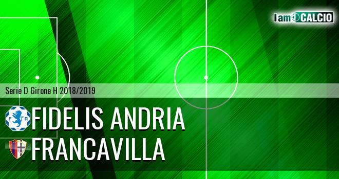 Fidelis Andria - Francavilla
