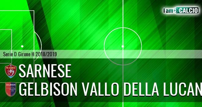 Sarnese - Gelbison Vallo Della Lucania