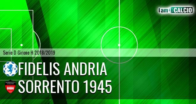Fidelis Andria - Sorrento 1945