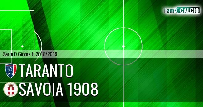 Taranto - Savoia 1908