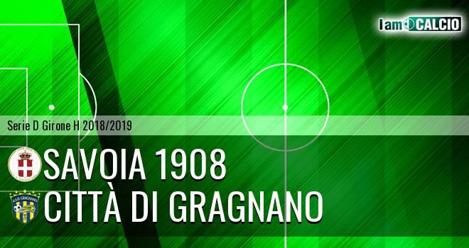 Savoia 1908 - Città di Gragnano