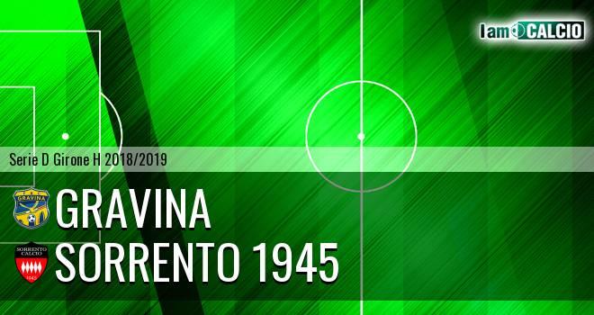 Gravina - Sorrento 1945