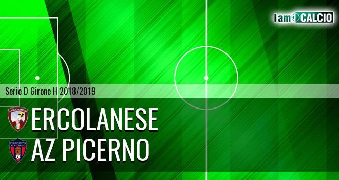 Sporting Ercolano - AZ Picerno