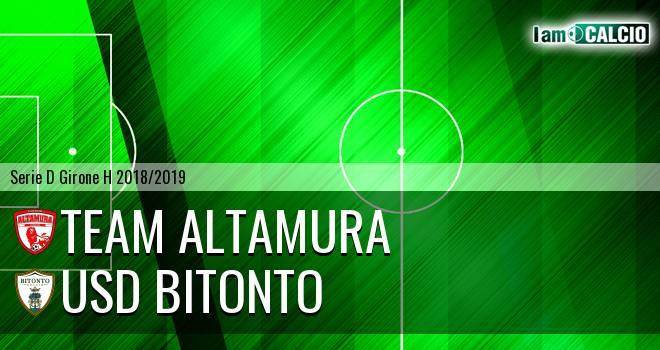 Team Altamura - Bitonto Calcio