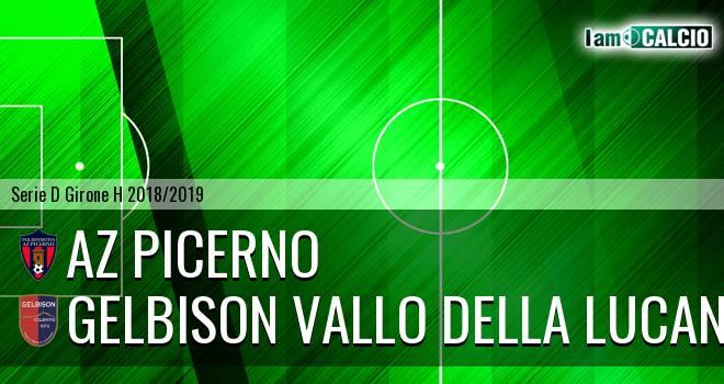 AZ Picerno - Gelbison Vallo Della Lucania 2-1. Cronaca Diretta 20/03/2019