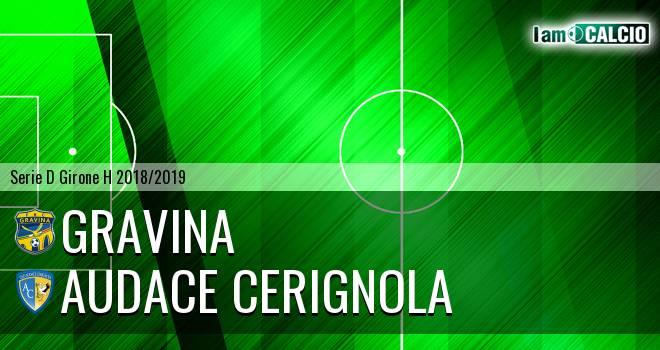 Gravina - Audace Cerignola