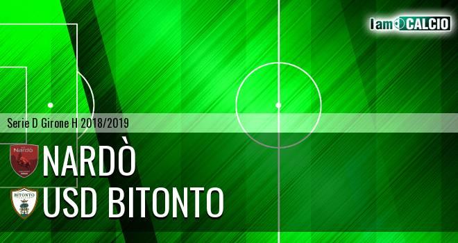 Nardò - Bitonto Calcio