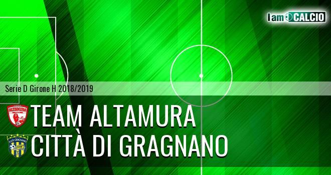 Team Altamura - Città di Gragnano