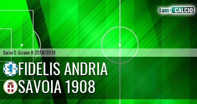 Fidelis Andria - Savoia 1908