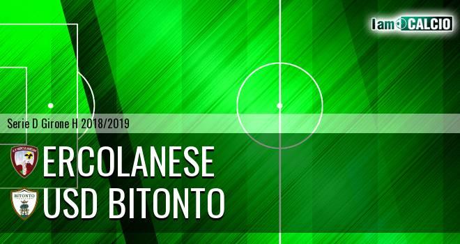 Sporting Ercolano - Bitonto Calcio