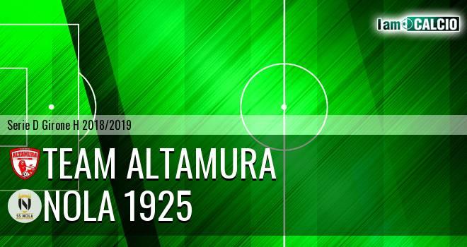Team Altamura - Nola
