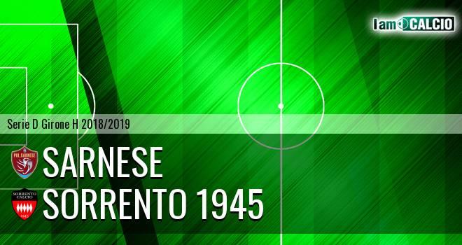 Sarnese - Sorrento 1945