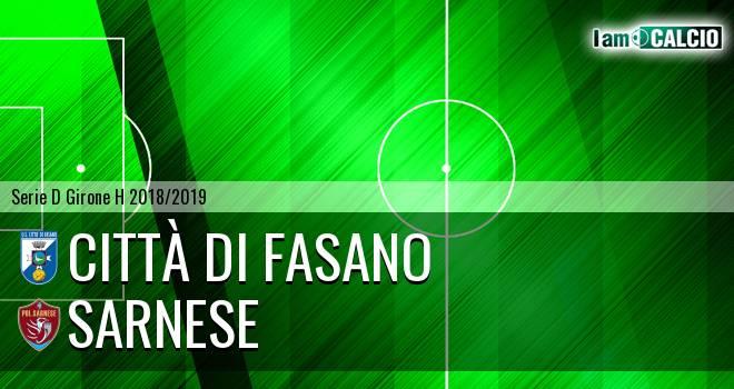 Citta' di Fasano - Sarnese