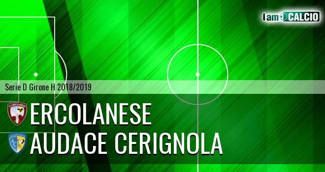 Sporting Ercolano - Audace Cerignola