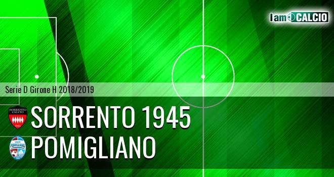 Sorrento 1945 - Pomigliano