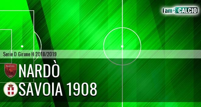 Nardò - Savoia 1908