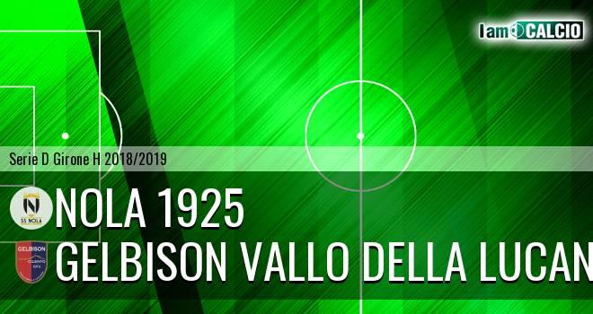 Nola - Gelbison Vallo Della Lucania