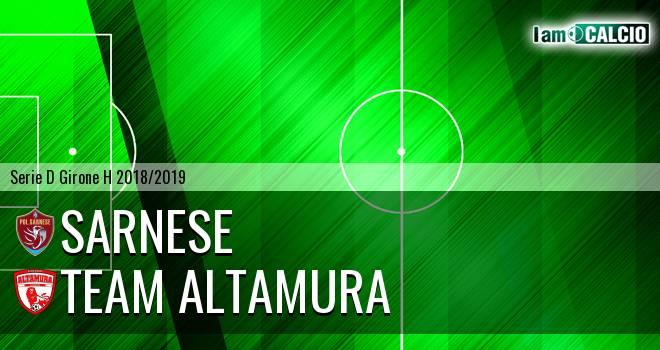 Sarnese - Team Altamura