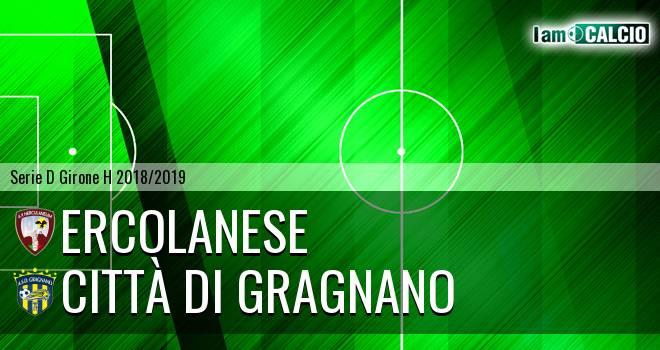 Sporting Ercolano - Città di Gragnano