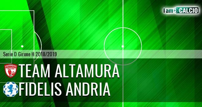 Team Altamura - Fidelis Andria