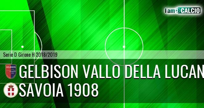 Gelbison Vallo Della Lucania - Savoia 1908
