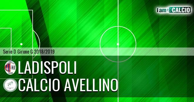 Ladispoli - Avellino