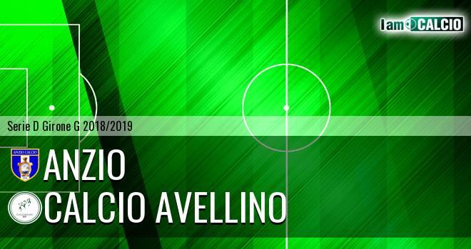 Anzio - Avellino