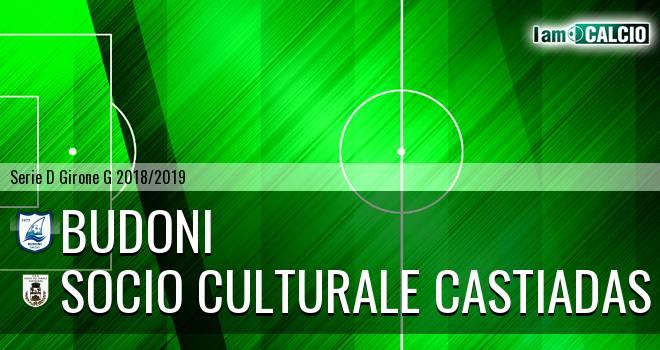 Budoni - Castiadas Calcio