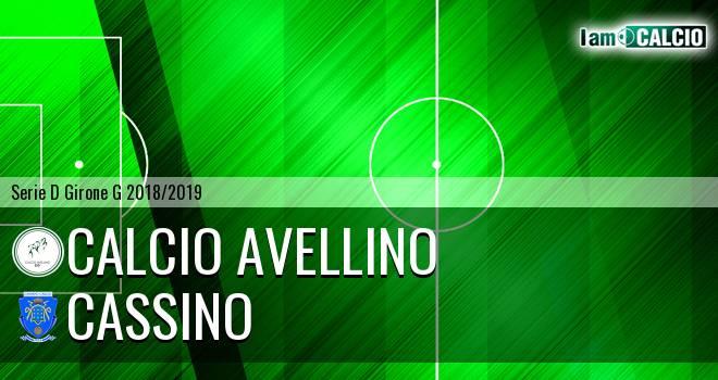 Avellino - Cassino