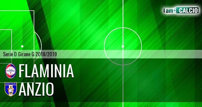 Flaminia - Anzio