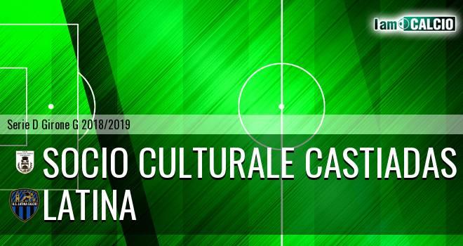 Castiadas Calcio - Latina