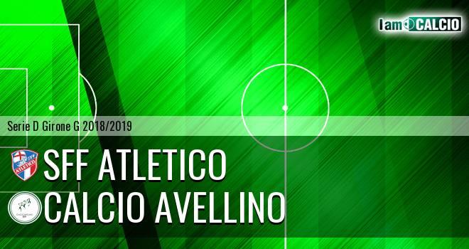 Atletico Terme Fiuggi - Avellino