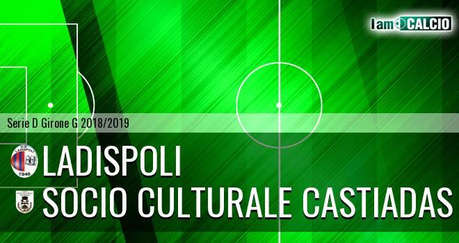 Ladispoli - Castiadas Calcio