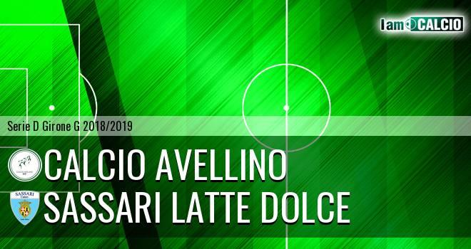 Avellino - Sassari Latte Dolce
