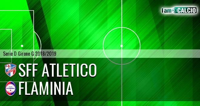 Atletico Terme Fiuggi - Flaminia