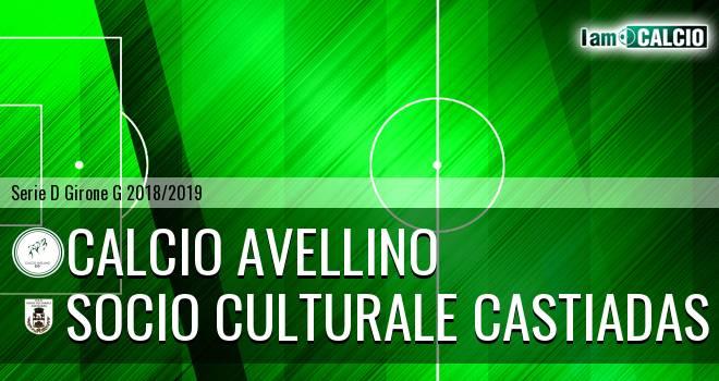 Avellino - Castiadas Calcio
