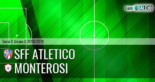 Atletico Terme Fiuggi - Monterosi