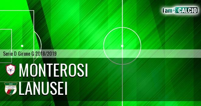 Monterosi - Lanusei