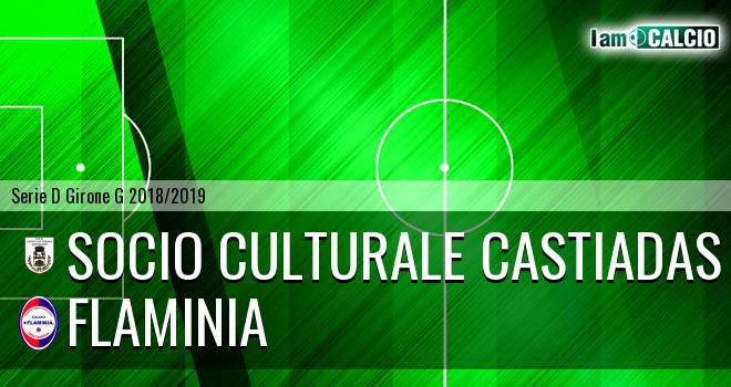 Castiadas Calcio - Flaminia