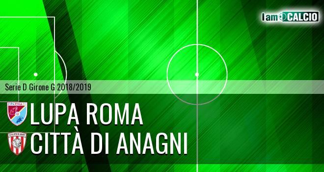 Lupa Roma - Città di Anagni