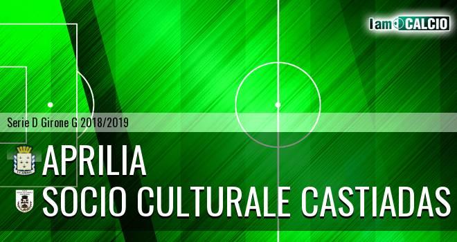 Aprilia - Castiadas Calcio