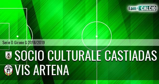Castiadas Calcio - Vis Artena