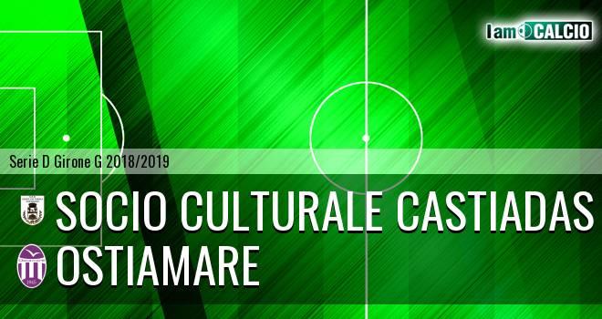 Castiadas Calcio - Ostiamare
