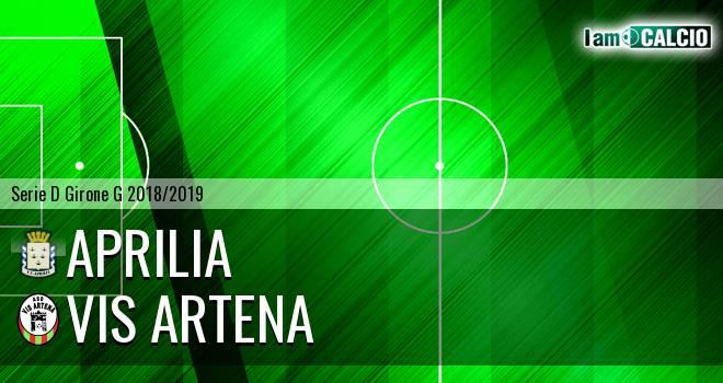 Aprilia - Vis Artena