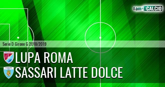 Lupa Roma - Sassari Latte Dolce