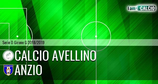 Avellino - Anzio