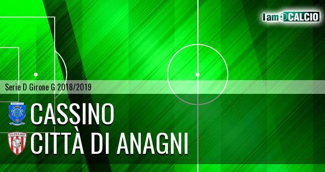 Cassino - Città di Anagni