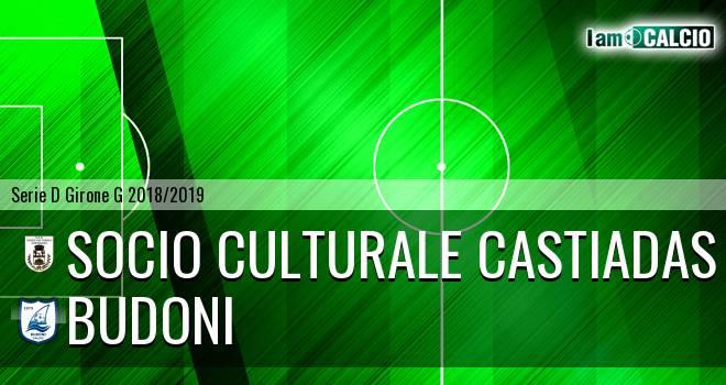 Castiadas Calcio - Budoni