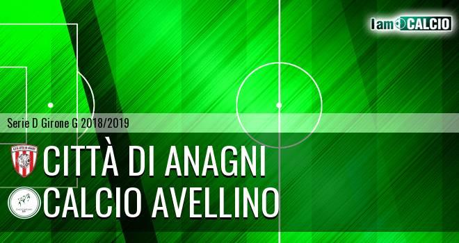Città di Anagni - Avellino