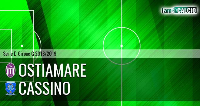 Ostiamare - Cassino